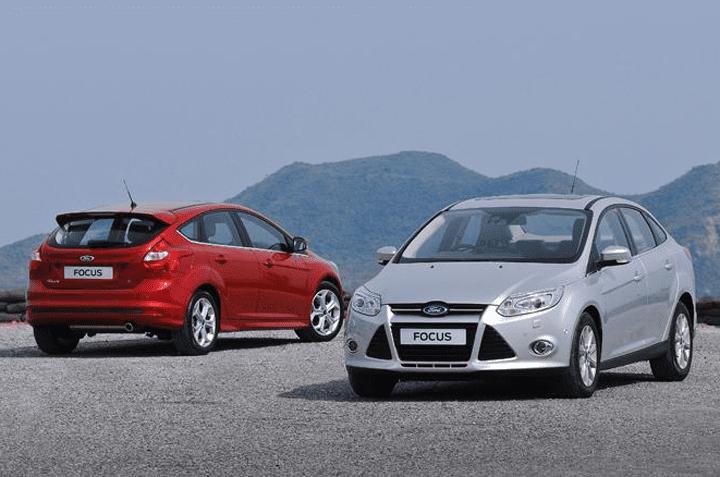 Giá xe Ford Focus 2019mới nhất tại Việt Nam