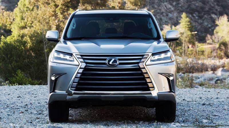 Giá xe Lexus LX 2019mới nhất tại Việt Nam