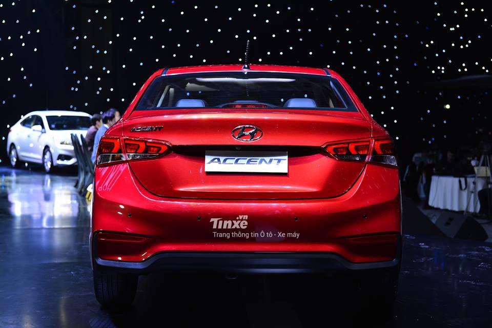 Động cơ của Hyundai Accent