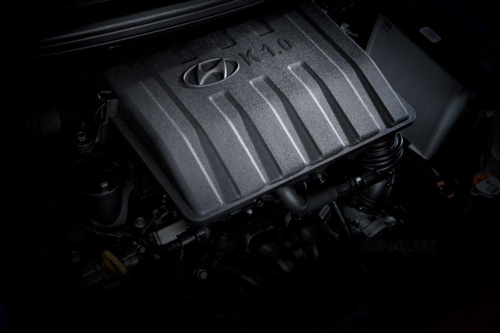 Động cơ của Hyundai Grand i10