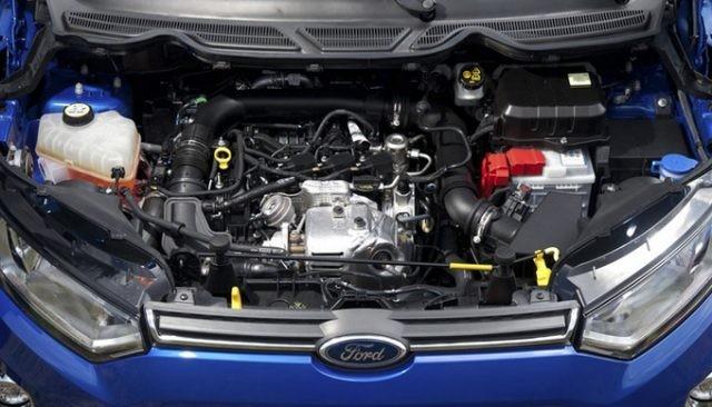 Trang bị động cơ của Ford EcoSport