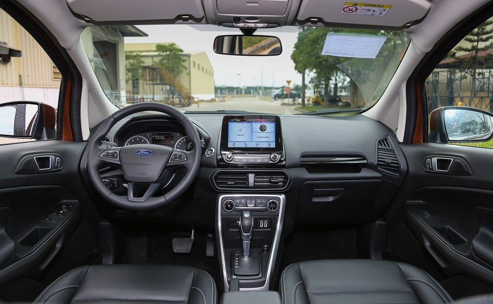 Nội thất của Ford EcoSport