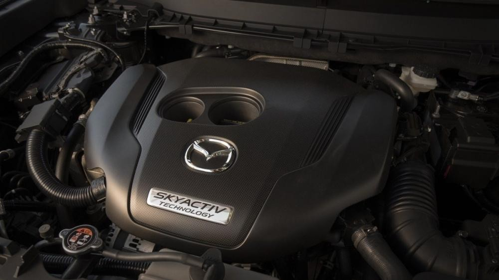 Động cơ của Mazda6