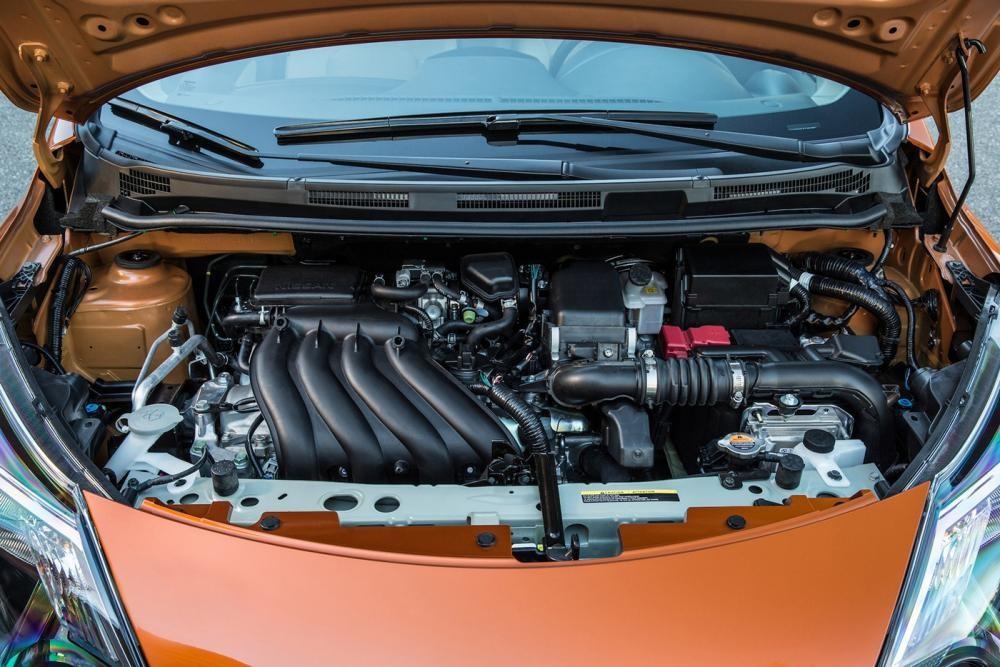 Trang bị động cơ Nissan Sunny