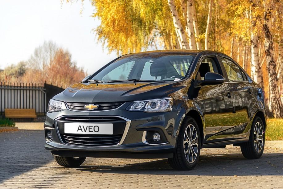 Trong bảng giá xe Chevrolet 2019, mẫu xe Aveo hiện đã ngừng bán