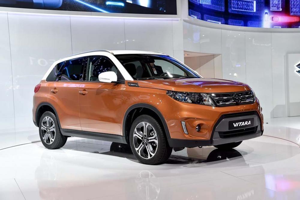 Ngoại thất của Suzuki Vitara 2019