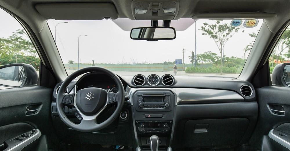 Nội thất của Suzuki Vitara 2019