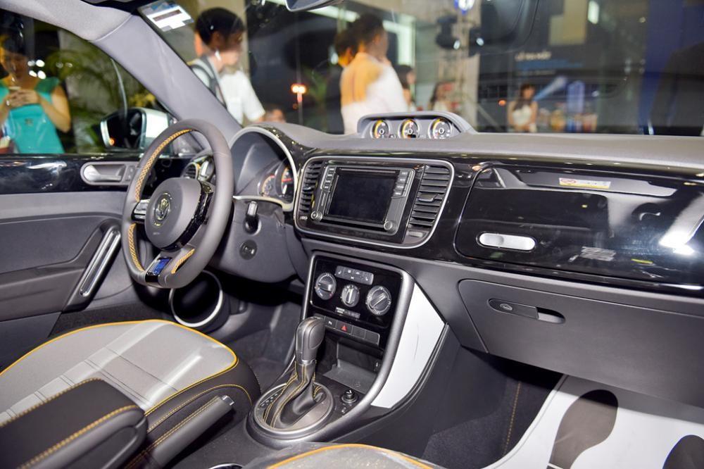 Nội thất của Volkswagen Beetle
