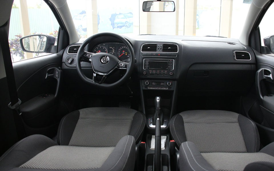 Thiết kế nội thất Volkswagen Polo