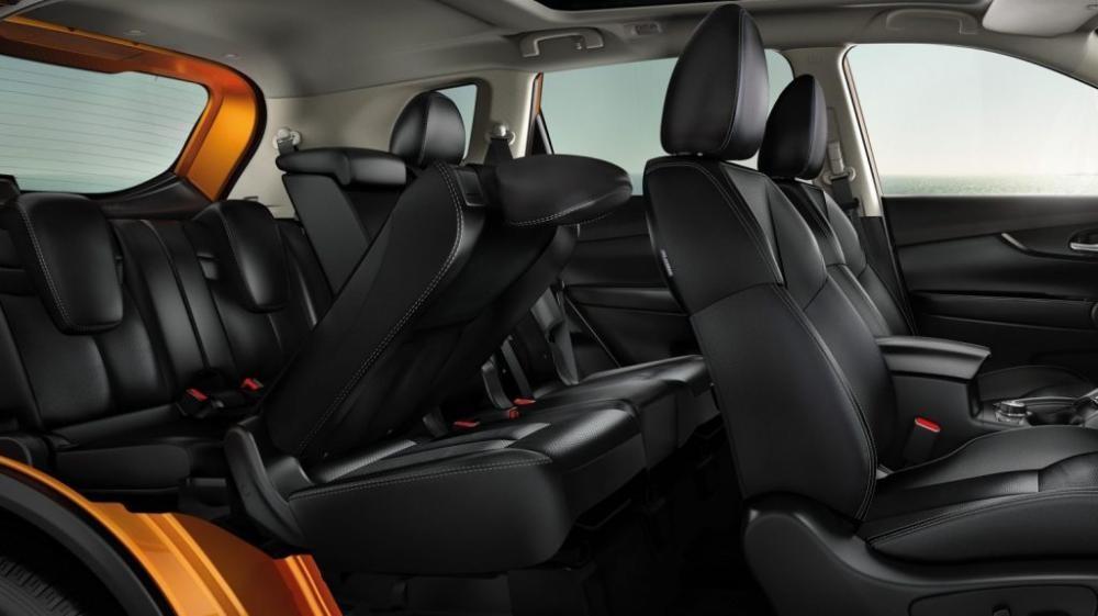 Ghế ngồi trên Nissan X-Trail