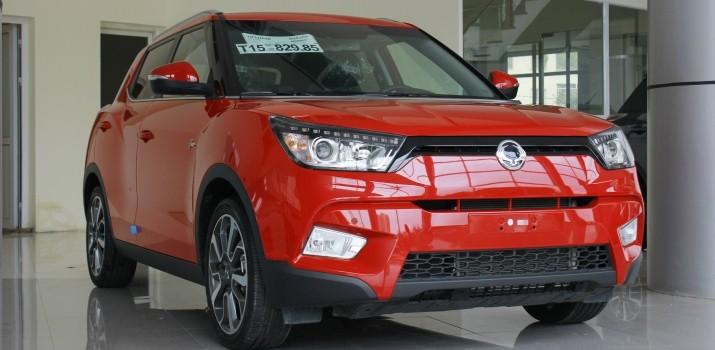 Trong bảng giá xe Ssangyong 2019 mới nhất, mẫu xe Tivoli có giá khởi điểm là 479 triệu Đồng