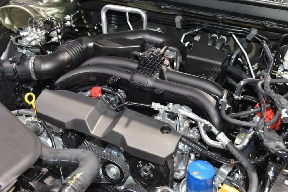 Động cơ của Subaru Outback 2019