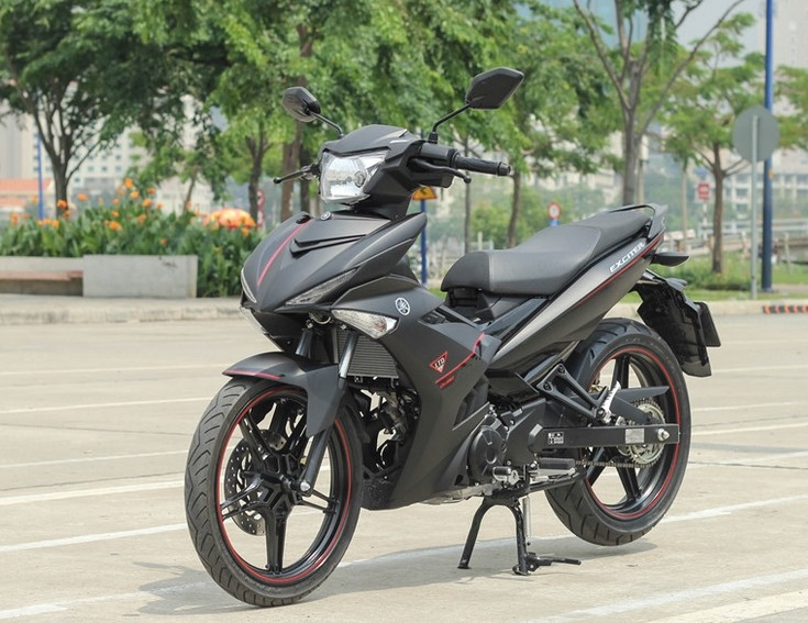 Thiết kế mới nhất của Yamaha Exciter 2020.