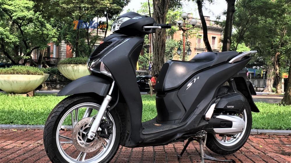 Honda SH125 CBS