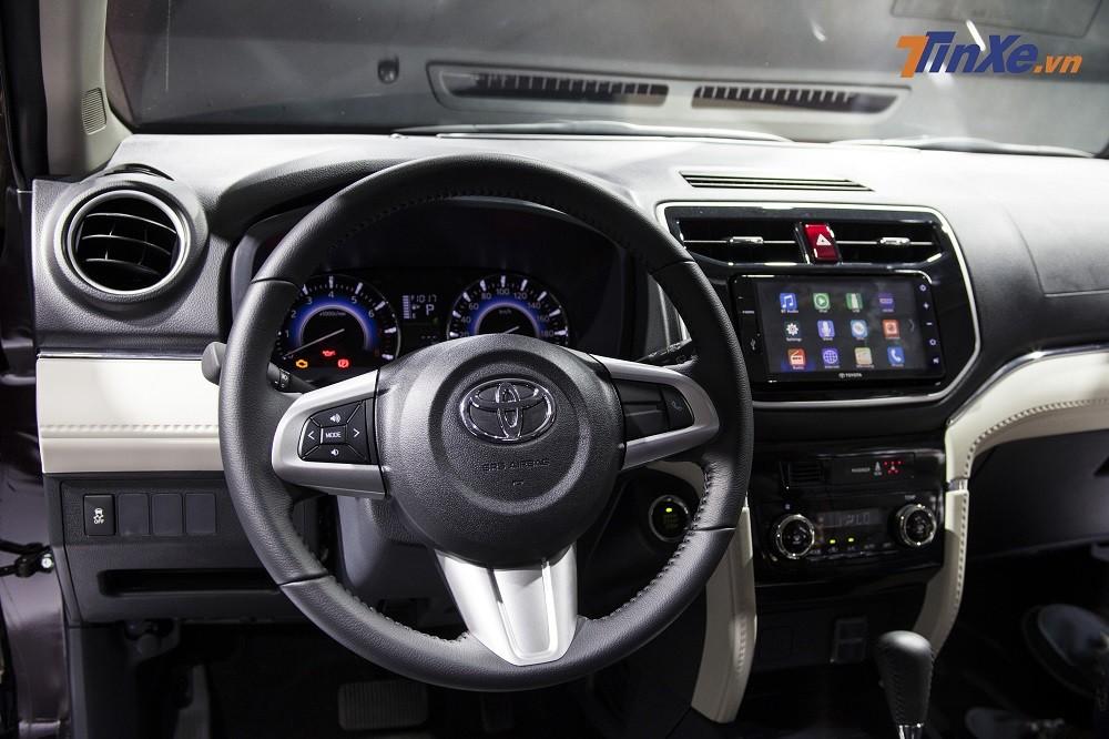 Nội thất của Toyota Rush 2019