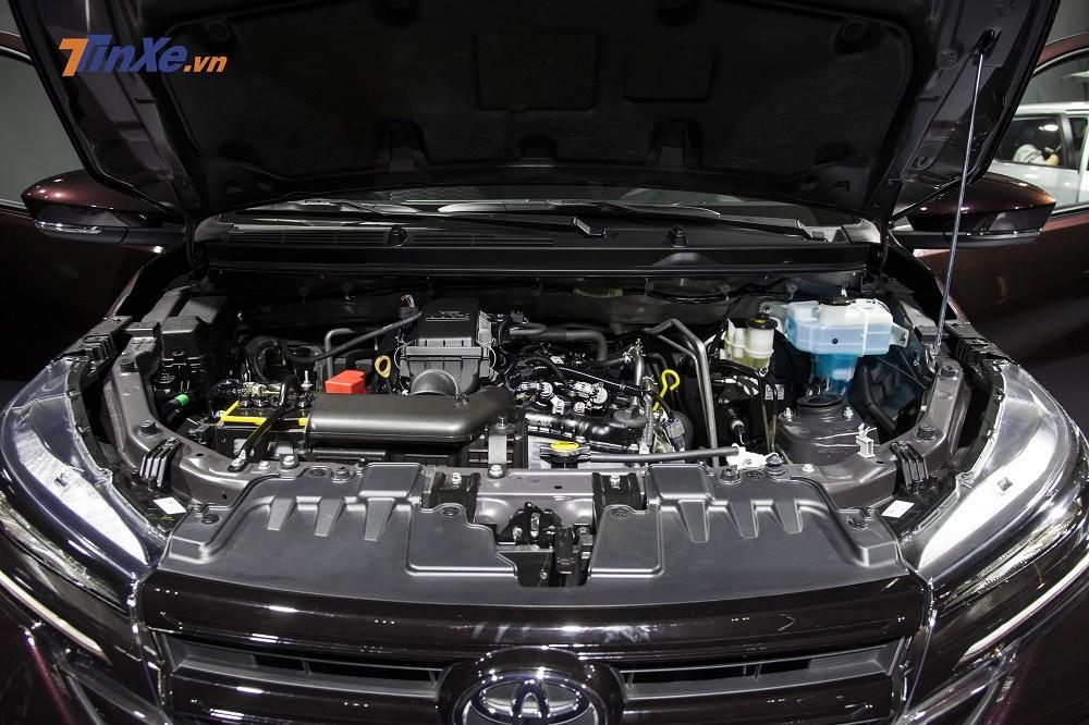 Động cơ của Toyota Rush 2019