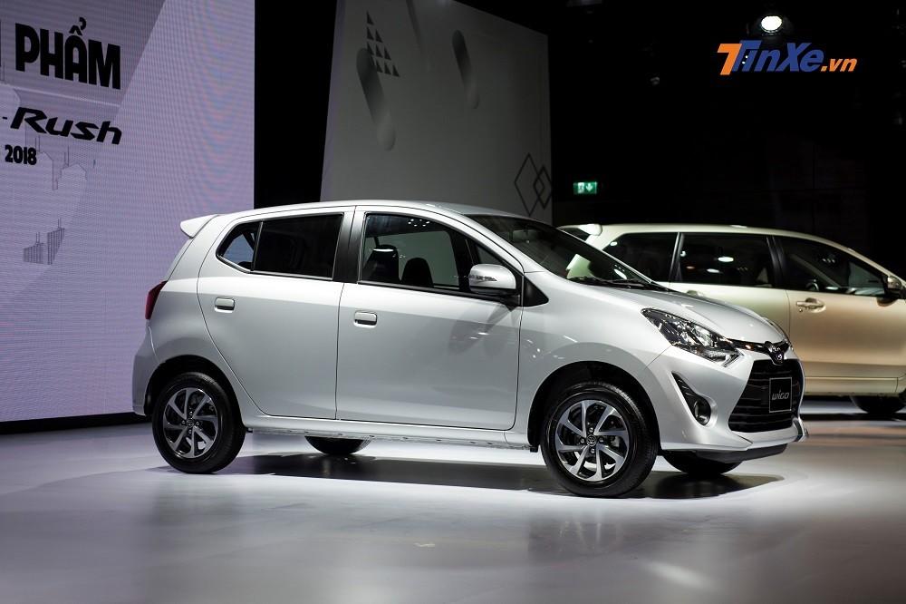 Cập nhật giá xe Toyota Wigo mới nhất hôm nay