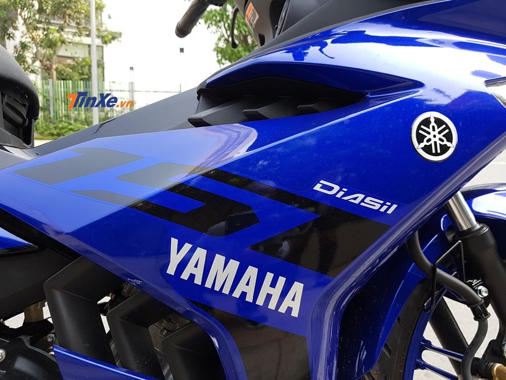 Yamaha Exciter 150 2019 giữ nguyên động cơ của bản cũ