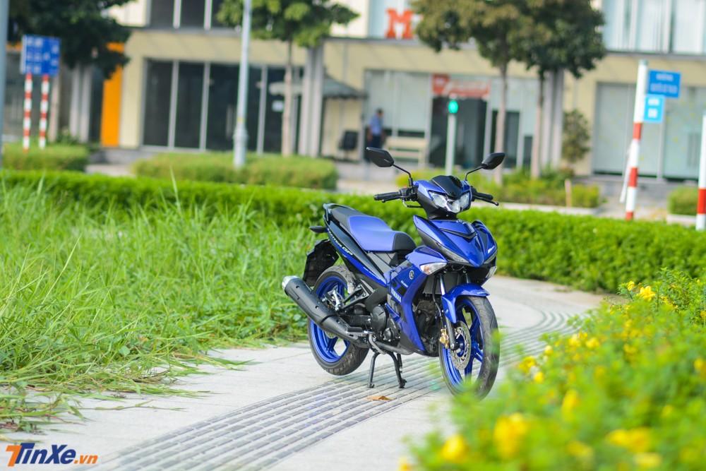 Yamaha Exciter 150 2019 có một số chi tiết được thay mới