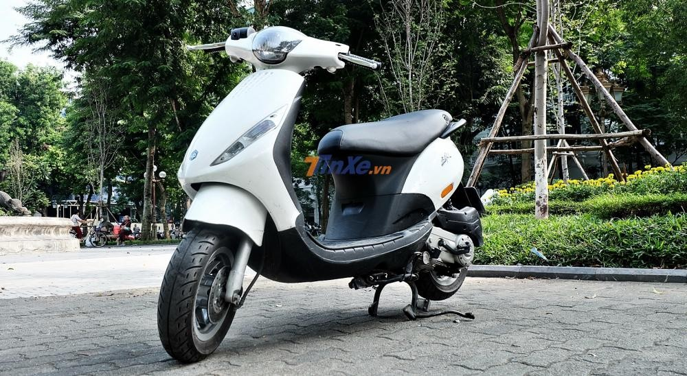Piaggio Zip 100 sau 20.000km sử dụng