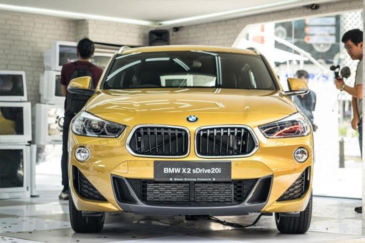 Giá xe BMW X2 mới nhất