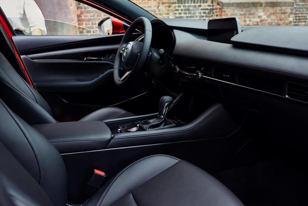 Nội thất của Mazda3 2019 còn trông cao cấp hơn trước