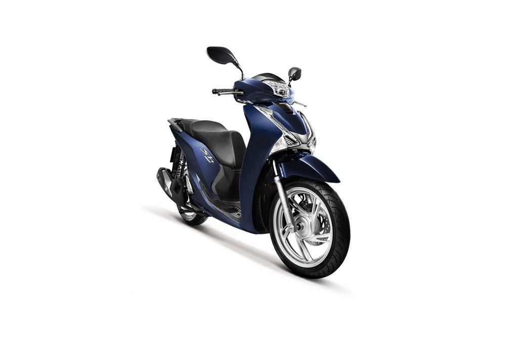giá xe Honda SH, màu sắc Honda SH