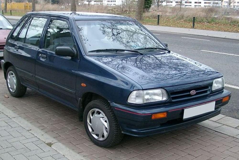 Top 5 xe ô tô cũ dưới 100 triệu: Kia Pride CD5
