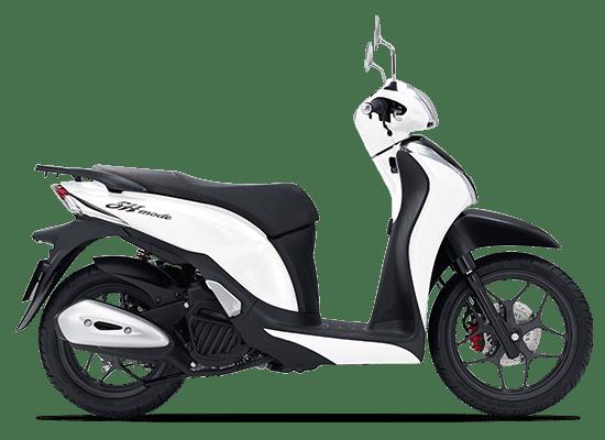 Honda SH Mode ABS trắng sứ