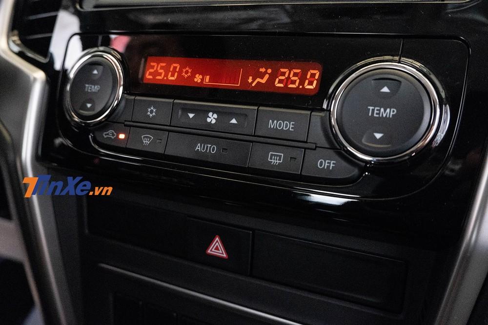 Hệ thống thông tin giải trí gồm dàn âm thanh 6 loa kết hợp với màn hình cảm ứng 6,75 inch tích hợp Android Auto và Apple CarPlay, hỗ trợ kết nối điện thoại qua cổng USB hoặc Bluetooth.