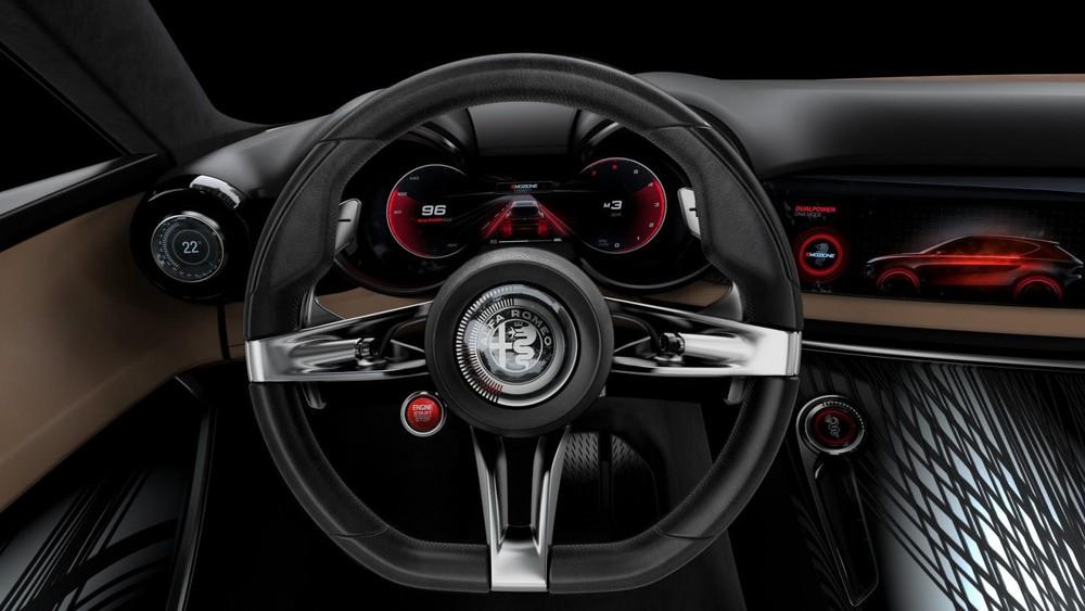 Hai chức năng mới là Alfista và Paddock khá thú vị trên Alfa Romeo Tonale
