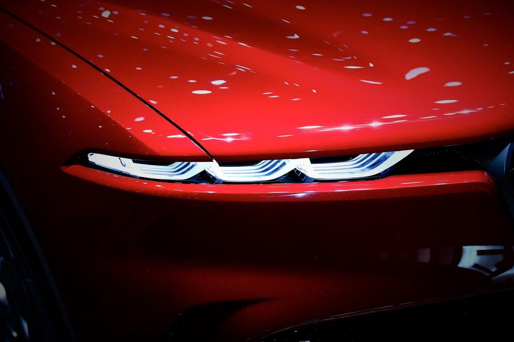 Cận cảnh thiết kế đèn pha của Alfa Romeo Tonale