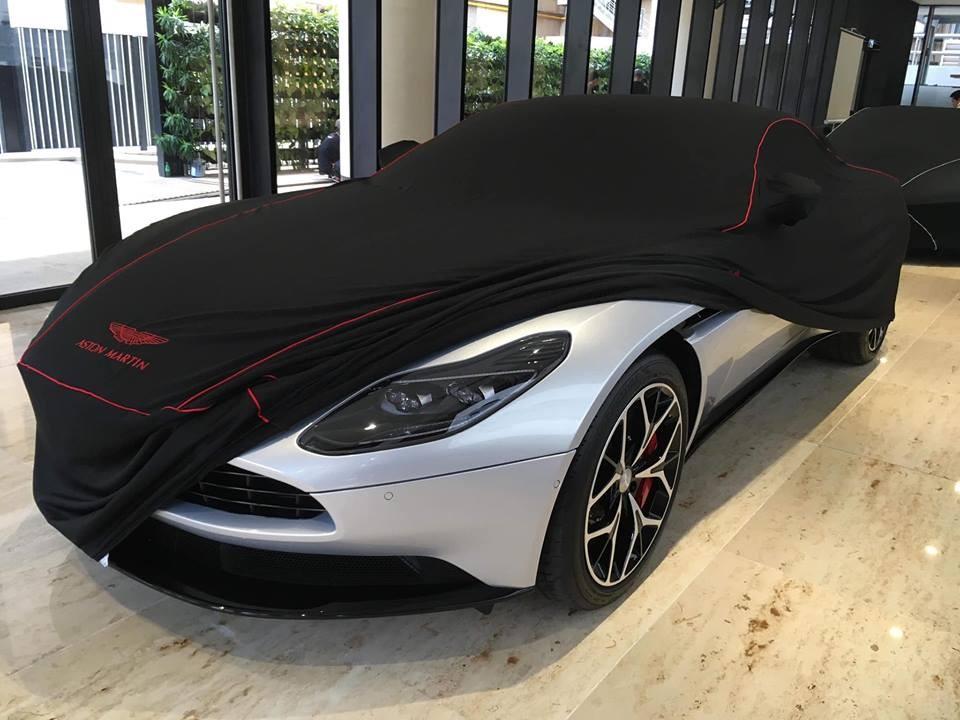 Doanh nhân Vũng Tàu khoe siêu xe Aston Martin DB11 màu lạ, giá hơn 14 tỷ đồng