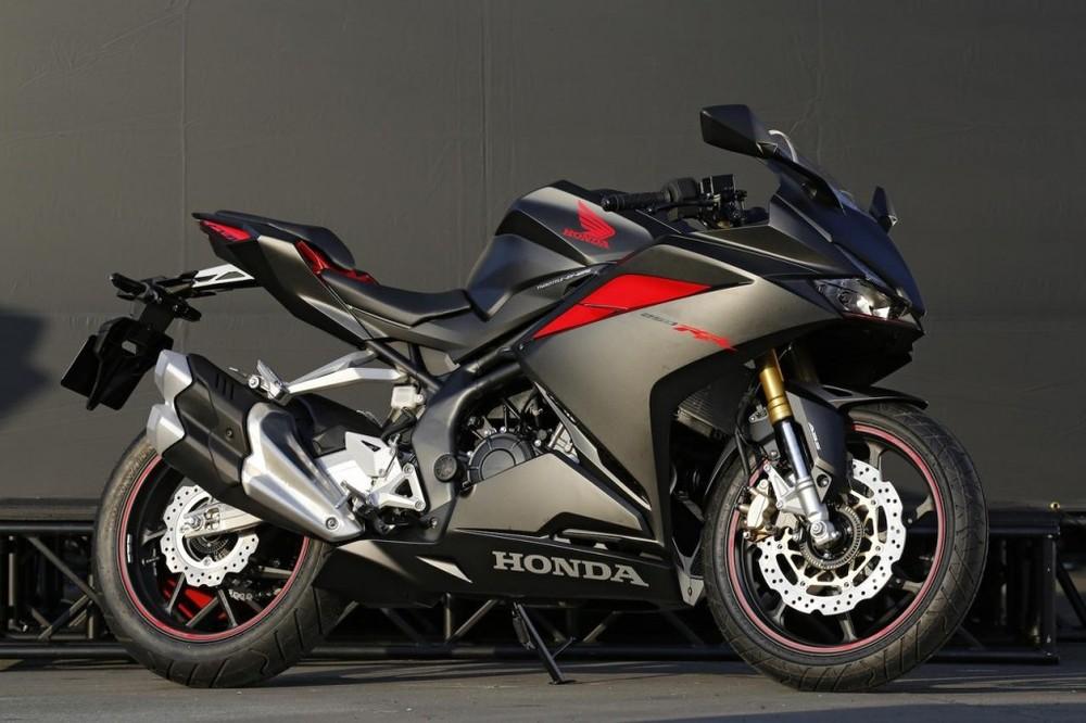 Đây được cho là một trong những mẫu sport bike cỡ nhỏ đẹp nhất trên thị trường