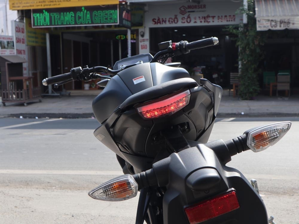 Đuôi xe Yamaha MT-15