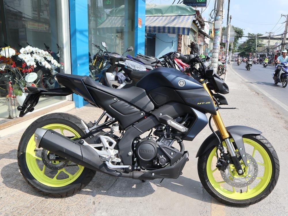 Yamaha MT-15 ra đời nhằm thay thế cho Yamaha TFX 150