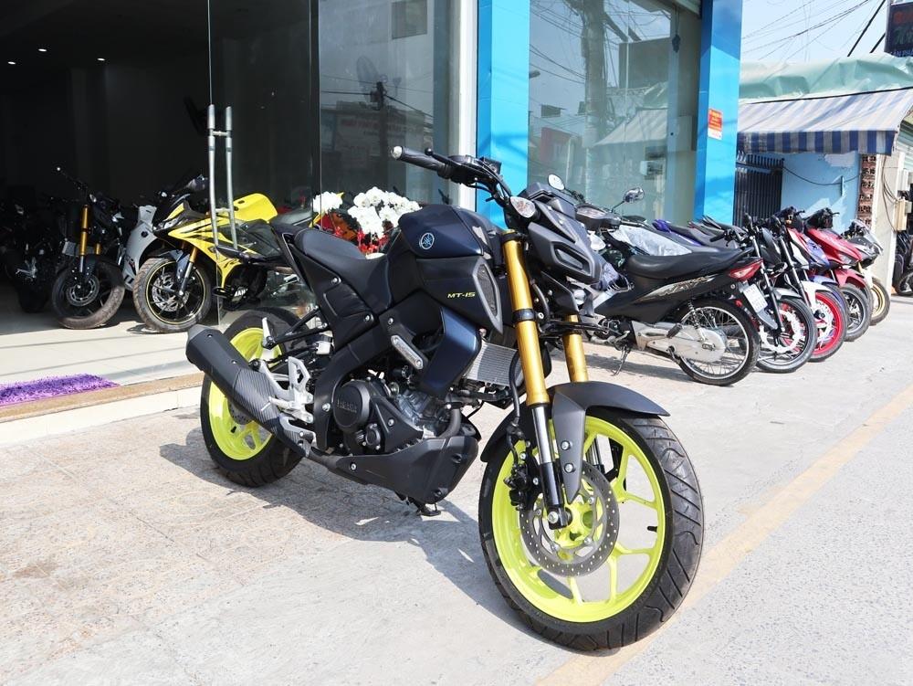Yamaha MT-15 tại Việt Nam