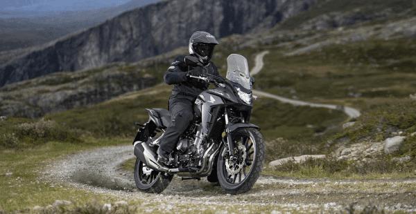 Thiết kế mới của Honda CB500X