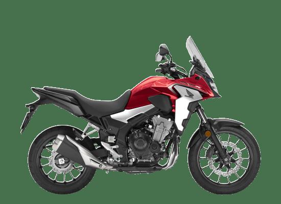 Giá xe Honda CB500X màu đỏ