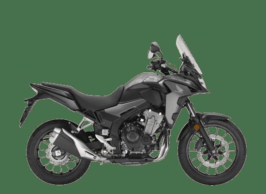 Giá xe Honda CB500X màu đen