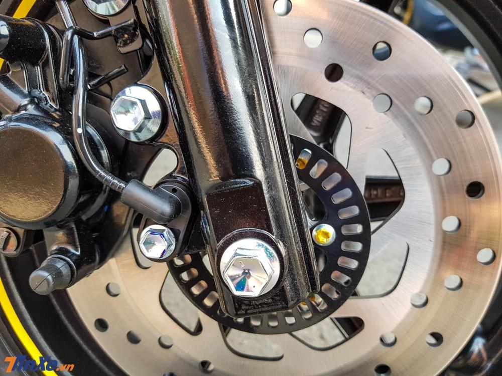 Hệ thống chống bó cứng phanh ABS trên FreeGo S
