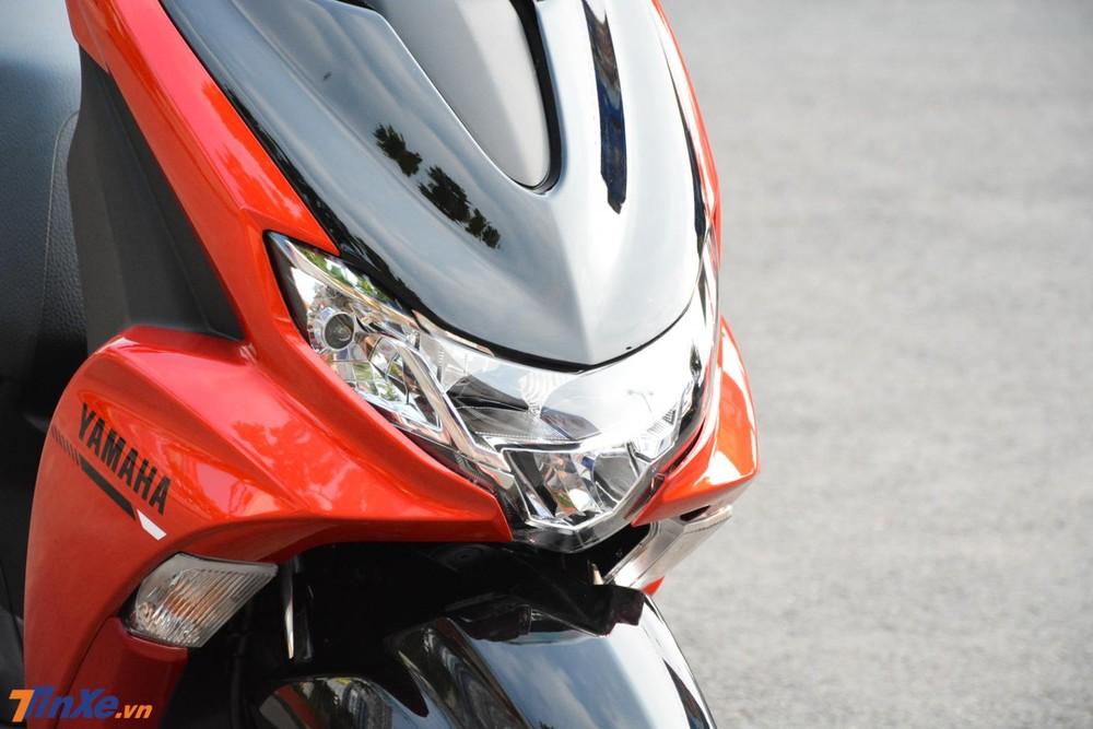 Đầu xe Yamaha FreeGo 125