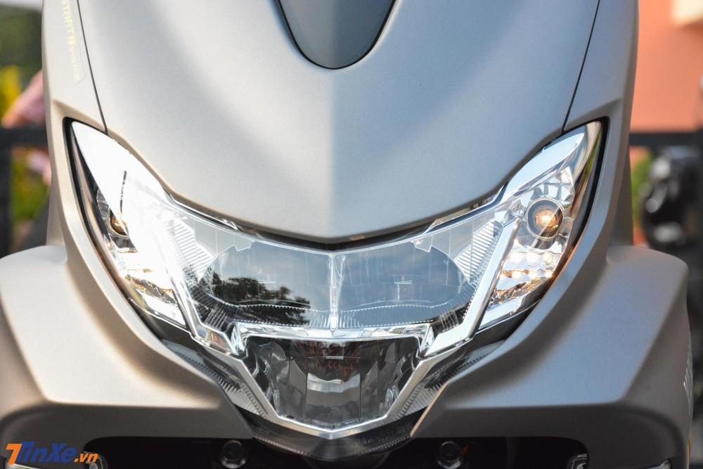 Đèn LED trên Yamaha FreeGo và FreeGo S
