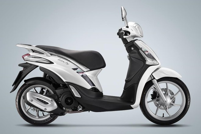 Liberty One iGet 125cc