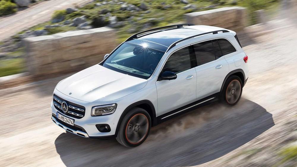 Mercedes-Benz GLB 2020 có 4 tùy chọn động cơ tại thị trường châu Âu