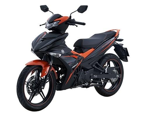 Yamaha Exciter phiên bản mới sẽ được trang bị động cơ 155cc tích hợp van biến thiên VVA và hệ thống chống bó cứng phanh ABS