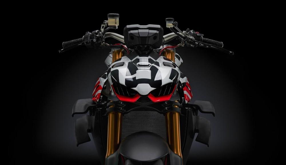 Đầu đèn Ducati Streetfighter V4