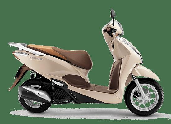 Honda Lead Vàng Nâu