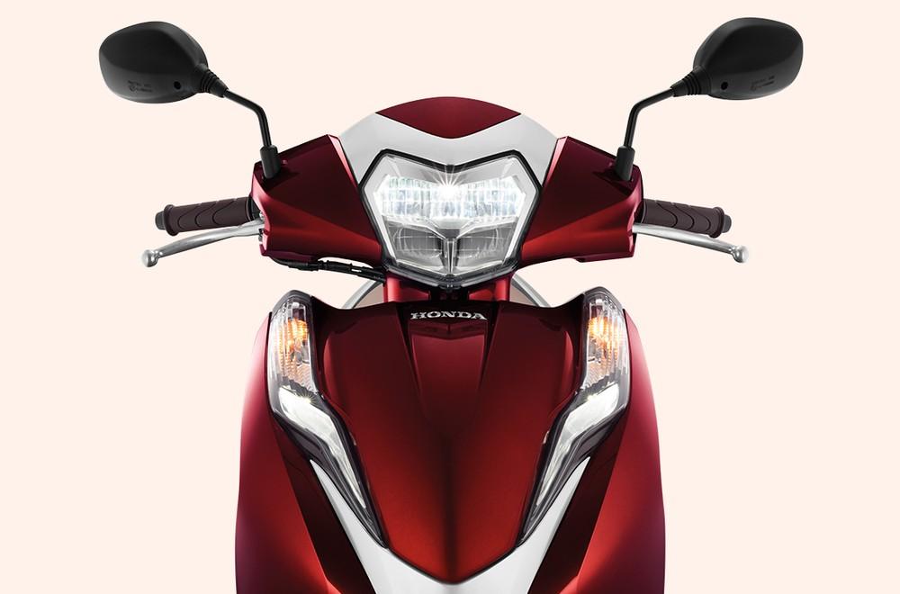 Honda LEAD phiên bản 2019 được giảm giá dịp cuối năm