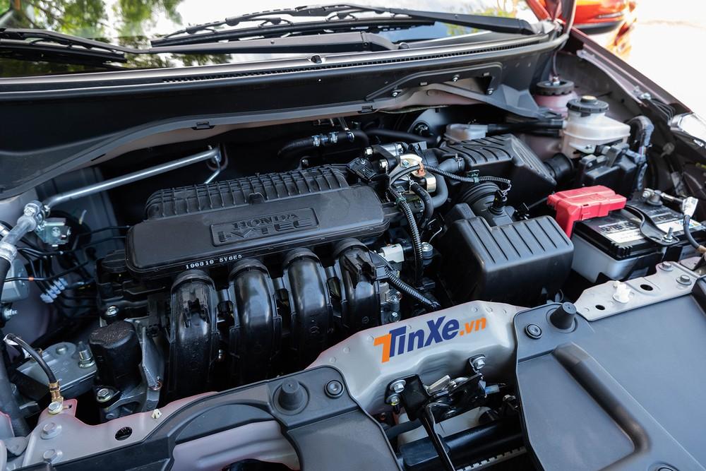Động cơ của Honda Brio 2019